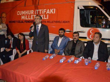 (MHP) Malatya Milletvekili Adayı Dr. Burhan Coşkun: Milletin, 'Cumhurbaşkanlığı seçimlerinde oyumuzu Recep Tayyip Erdoğan'a, milletvekilliği seçiminde ise Milliyetçi Hareket Partisi'ne vereceğiz