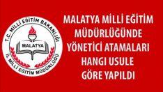 Malatya Milli Eğitim Müdürü Ali Tatlı'ya Sorular, Yönetici Atamalarını Hangi Usule