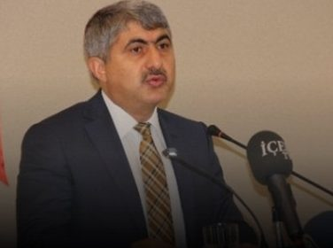 Adalet Bakanlığı Bakan Yardımcılığına, Malatyalı Selahaddin MENTEŞ Atandı