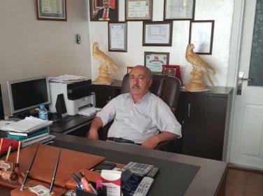 Şaban Kaya Büyük Mustafa Paşa Mahallesi'nden  Muhtar Adaylığını Açıkladı