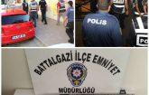 Türkiye Güven Huzur Uygulaması-5 kapsamında Malatya'da Toplam (112) ekip ve (874) personel katıldı