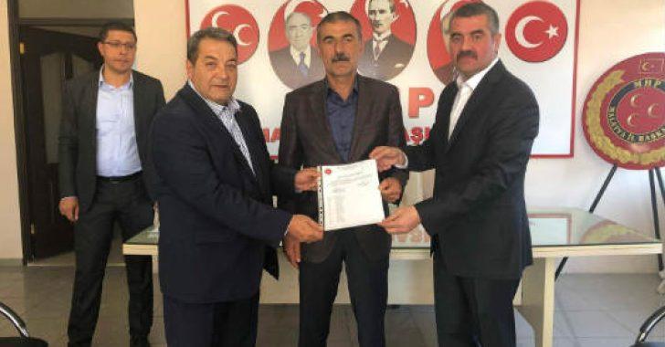 MHP Malatya 'da 5 İlçede Kan Değişimi