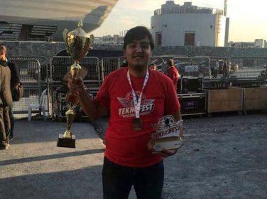 İstanbul Teknofest Festivalinde Bir Malatyalı