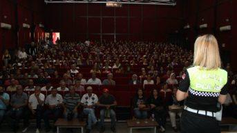 Malatya Emniyeti , Öğretmenlere Yönelik  Trafik Güvenliği Eğitimine başladı