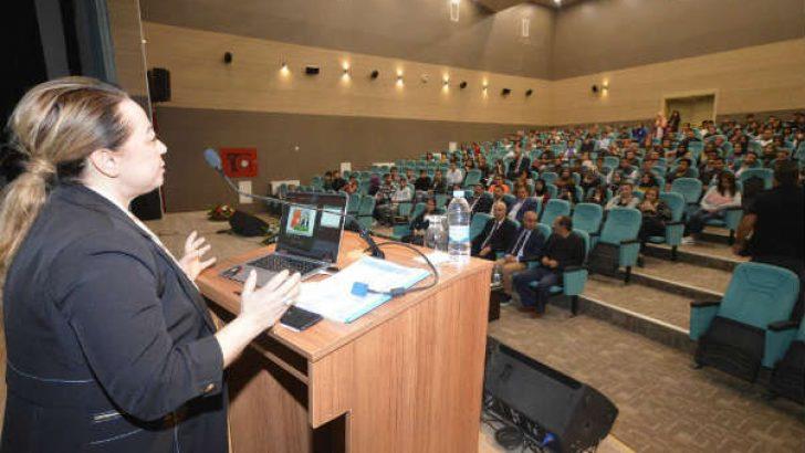 """Rektör Prof. Dr. Karabulut: """"Öğrencilerim mezun olurken ne yapacağını bilecek"""""""