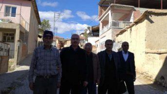 Ak Parti Akçadağ Belediye Başkan Aday Adayı Abdurrahman Atay , seçim çalışmalarına devam ediyor