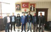 Büyükşehir Aday Adayı Av. Ali Bakan Ziyaretler kapsamında seçim gezilerine devam ediyor.