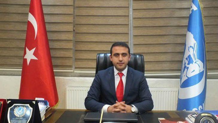 Malatya Ülkü Ocakları İl Başkanı Emrah Yılan, 10 Kasım Atatürk'ü anma günü nedeniyle bir mesaj yayınladı.