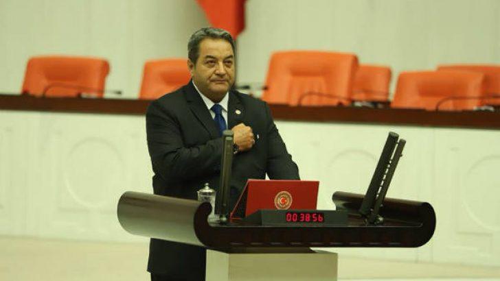 MHP Malatya Milletvekili Mehmet Fendoğlu'nun 10 Kasım Mesajı