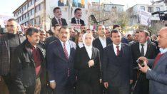 31 Mart seçimlerinde Pütürge'de rekor oy sandıktan çıkarabilirse Recep Tayyip Erdoğan'ı misafir edecek.