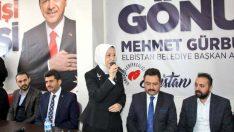 Milletvekili Çalık, 31 Mart'taki Mahalli İdareler Seçimleri kapsamında çalışmalarını Elbistan ve Malatya'da sürdürdü.