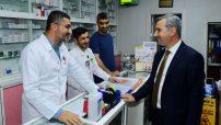 'Yeşilyurt'umuzu halkımızla el ele verip geleceğe taşıyacağız' diyen Çınar, yeni dönem için hazırladıkları projeleri de vatandaşlarla paylaştı.