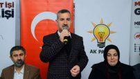 Çınar, 31 Mart'ta gerçekleştirilecek olan Mahalli İdareler Seçimleri kapsamında çalışmalarını aralıksız sürdürüyor.