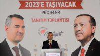 """Mehmet Çınar: """"Hedefimiz Yeşilyurt'u 2023 vizyonuna hazır hale getirmek"""""""