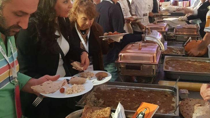 Global Gastro Ekonomi Zirvesi 12 Mart tarihinde İstanbul Lütfi Kırdar Kongre Merkezinde yapıldı.