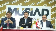 Gürkan, 31 Mart'ta gerçekleştirilecek olan Mahalli İdareler Seçimleri kapsamında ziyaretlerini ve çalışmalarını sürdürüyor.