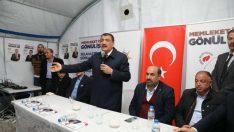 Gürkan, 31 Mart'ta gerçekleştirilecek olan Mahalli İdareler Seçimleri kapsamında çalışmalarını tüm hızıyla sürdürüyor.