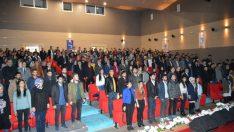 """Malatya Turgut Özal Üniversitesi ve Türkiye İş Kurumu Genel Müdürlüğü işbirliği ile """"İŞKUR Kampüste"""" etkinliği düzenlendi."""