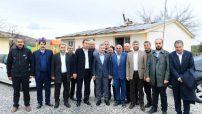 Çınar, Yeşilyurt'u her alanda geliştirdiklerini ve önemli hizmetler yaptıklarını ifade etti.