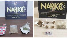 Malatya'da uyuşturucu madde ticareti yapan TORBACI olarak tabir edilen SOKAK SATICILARINA yönelik yapılan üç aylık çalışmada