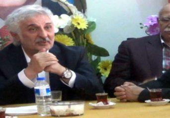AK Parti 22-23 dönem Milletvekili Fuat Ölmeztoprak Akçadağ'da  Partilerin Seçim Ofislerini  Ziyaret Etti