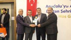 Gürkan, 31 Mart'ta gerçekleştirilecek olan yerel seçimler kapsamında çalışmalarını sürdürüyor.