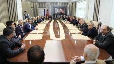 AK Parti Battalgazi İlçe Teşkilatı, Başkan Güder'e Hayırlı Olsun Ziyaretinde Bulundu