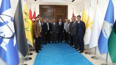 Battalgazi Belediye Başkanı Osman Güder: Başarılı olmak içinde elimizden ne geliyorsa yapacağız