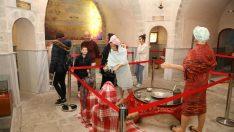 Battalgazi Belediyesi tarafından hizmete sunulan Tahtalı Hamam Müzesi, Türk hamam kültürünü yansıtmaya devam ediyor
