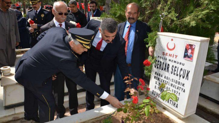 Avşar, Türk Polis Teşkilatının kuruluşunun 174. yılı nedeniyle bir kutlama mesajı yayınladı.