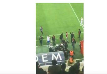 Malatya'da Oynanan ElazığSpor OsmanlıSpor Maçında Ortalık Karıştı  Yumruklar Havada Uçuştu Video Haber 19 Nisan 2019