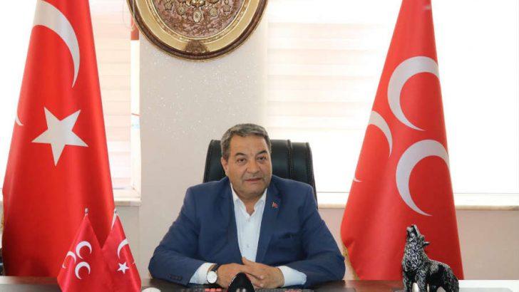 "MHP Malatya Milletvekili Mehmet Fendoğlu;""31 Mart seçimlerine Cumhur ittifakı ruhu damga vurmuştur."""