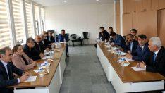 Hekimhan Belediye Meclisi, 31 Mart yerel seçimlerinin ardından ilk meclis toplantısını gerçekleştirdi.