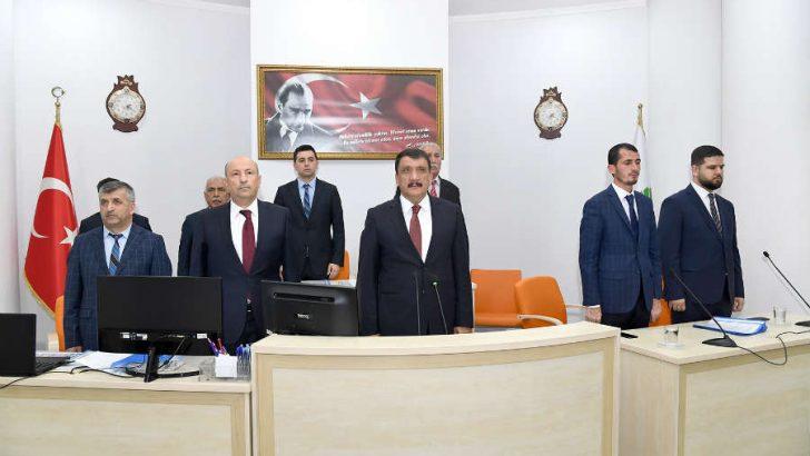 Malatya Büyükşehir'de ,9 Daire başkanlığı ve 17 Şube Müdürlüğünün kapatılmasına karar verildi