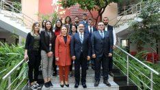 """Rektör Karabulut, """"Üniversitemizin ve Malatya'nın tanıtımını her alanda yapacağız"""""""