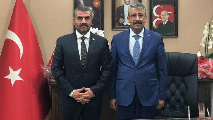 MHP Malatya İl Başkanı Avşar; İsa Özkan'a Başarılar Diliyorum