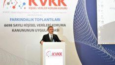 Kişisel Verilen Korunmasına Yönelik Panel'in 22.si Malatya'da Düzenlendi