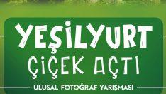 """Yeşilyurt Belediye Başkanı Mehmet Çınar : 'Yeşilyurt Çiçek Açtı' temalı ulusal fotoğraf yarışması düzenliyoruz"""" dedi."""