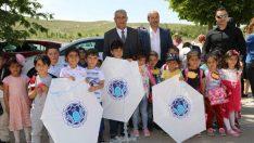 Battalgazi Belediyesi ,Özel Gereksinimliler Haftası dolayısıyla Uçurtma Şenliği düzenledi