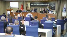 Battalgazi Belediye Meclisi, Mayıs ayı olağan toplantısını gerçekleştirdi