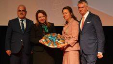 Kanada Ankara Büyükelçisi Cooter, MTÜ Uluslararası Eğitim İşbirliği Konferansına katıldı