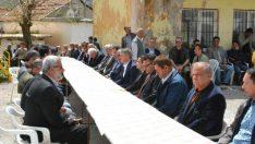 Vali Baruş Şehit Mehmet Kılınç için Okunan Mevlid'e Katıldı