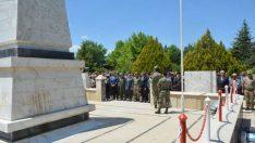 16 Mayıs 2001 tarihinde Akçadağ İlçemizde Casa Tipi uçağın düşmesi sonucu şehit olan 34 kahraman askerimiz için anma programı düzenlendi.