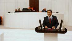 """MHP Malatya Milletvekili Mehmet Fendoğlu, """"ŞEHİT VE GAZİ ÇOCUKLARINA SAHİP ÇIKTI"""""""