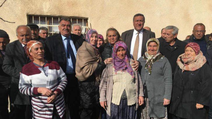 CHP Milletvekili Gürer'den Emeklileri mutlu edecek kanunteklifi
