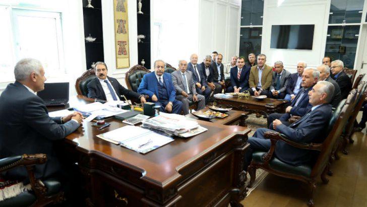 Cumhurbaşkanı Recep Tayyip Erdoğan , Bayramdan Sonra Malatya'ya Geliyor