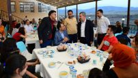 Yeşilyurt Belediyesi tarafından şehit aileleri ve gaziler onuruna iftar yemeği verildi