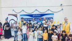 İYİLİKDER Malatya temsilciliği Suriyeli Yetim çocuklara ve ailelerine iftar programı düzenledi