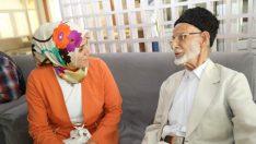 Battalgazi Belediyesi tarafından Huzurevi'nde kalan yaşlılara yönelik 'Babalar Günü' etkinliği düzenlendi