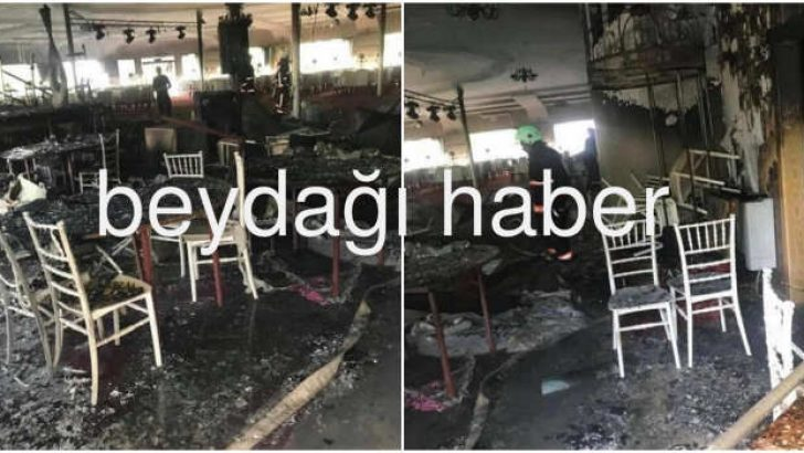 Malatya'da Düğün Salonunda Patlama VİDEO HABER